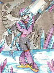 Elegance on ice ... by NightDragon07
