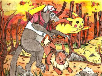[Fantasy Lemurs] Let's go! by NightDragon07