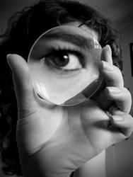 The eye I by PoorLGirl