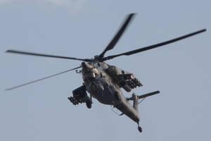 Mil Mi-28 'Havoc' by dawestsides