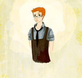 Peter - the Apothecary Nerd by Ever-Rae