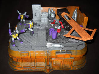 Transformers the movie 28mm miniature RPG tabletop by Prowlcop