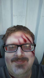 Vince (Final Makeup for the Haunt season) by Jarret91