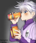 Hunter x Hunter - Killua Zoldyck by Perfectionxanime