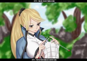 Fairy Tail - Anna Heartfilia by Perfectionxanime