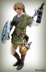 Link Cosplay by Leustante