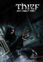 BJD Thief Garrett by saikoxix