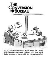 TCB cartoon Company Policy by Aealacreatrananda