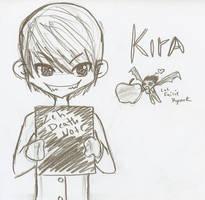 DN Kira and the Ryuuk Fairie by YukieiMo