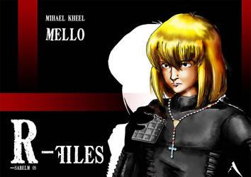 Mello's Walpapper by Ameban