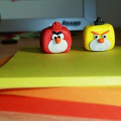 Angry Birds by CherryBrandy