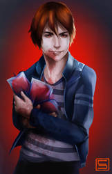 Commission Warnergirl Ruko by Lo0bo0