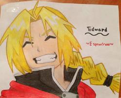Edward by Espevoirvee