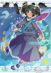Artbook Myths and Legends-Tooth Fairy by Bisc-chan