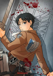 Levi by Bisc-chan