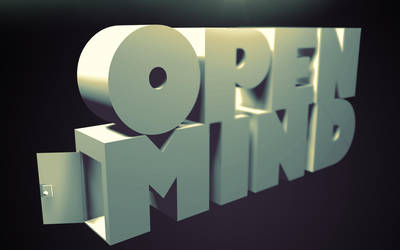 OPEN MIND by Aerorato