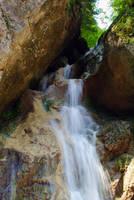 Life is a waterfall. by ctrl-ur-bleed