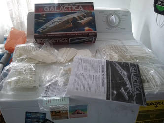 Next Project - Galactia by scifijoe