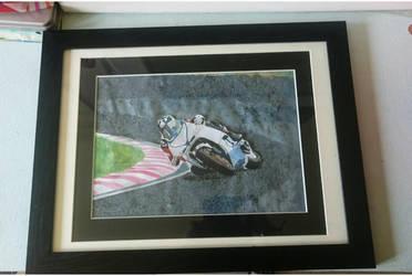 HMC Motorbike (SOLD) by Klairemartin