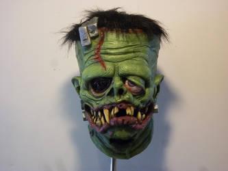 Frankenfink mask by Justin-Mabry
