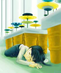 Narcoleptic Precognition by Watashi-no-kibo