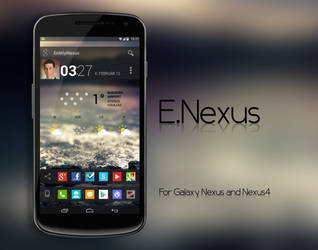 E.Nexus by spiritdsgn
