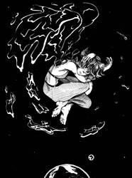 Lapis in Space by Prehaline