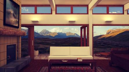 Interior room shot by Hamamshady