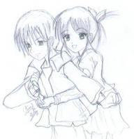 couples by hikarykimura