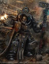 Grey knights Grand Master by behindspace99