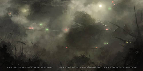 freight transport-way Bravo zone 10 by behindspace99