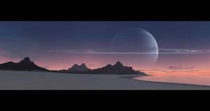 Pristine Worlds by My-Skies