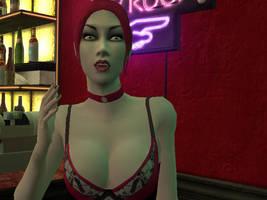 Vampire bloodlines: Sexy VV by rezelute