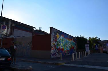 street art Milan 34 by davoyage