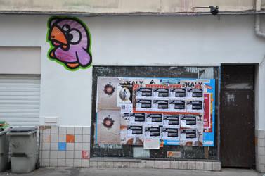 street art Lyon 5 by davoyage
