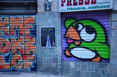 street art Lyon 10 by davoyage