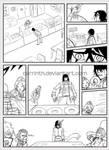 Bleach: Donut Comic by carrinth