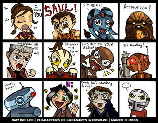 Faces Galore 2 by carrinth