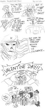 Fallout 4: Everyday is Valentine Day by carrinth