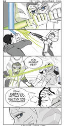 SW Rebels: Different Journey AU FF 28 by carrinth