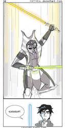 SW Rebels: Different Journey AU FF 32 by carrinth