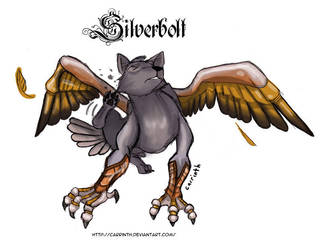 BW: Silverbolt has fleas by carrinth