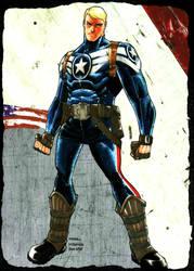 Super Soldier by BenComics