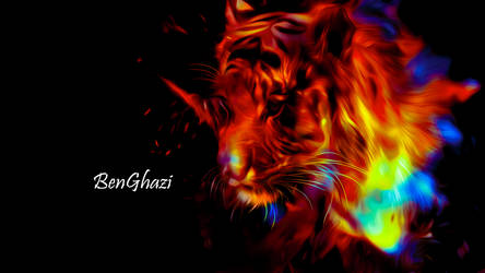 Tiger Wallpaper Hd By Mohammedbenghazi On Deviantart