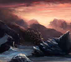 winter by elleneth