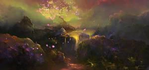 Tree (31.10.2014) by elleneth