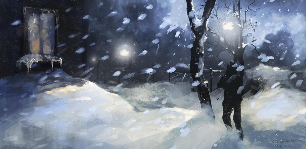winter ^^ by elleneth