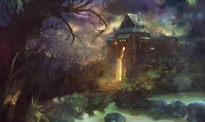 fantasy by elleneth