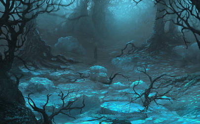 Blue by elleneth