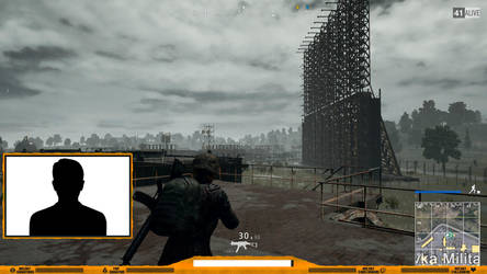 PlayerUnknown's Battlegrounds - Stream Overlay by lol0verlay